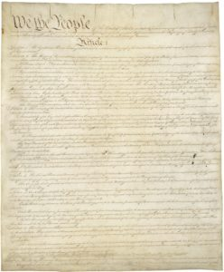 Presidential Pardon and the Constitution