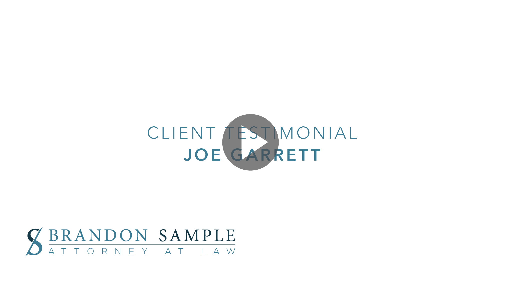 Client Review Joe Garrett